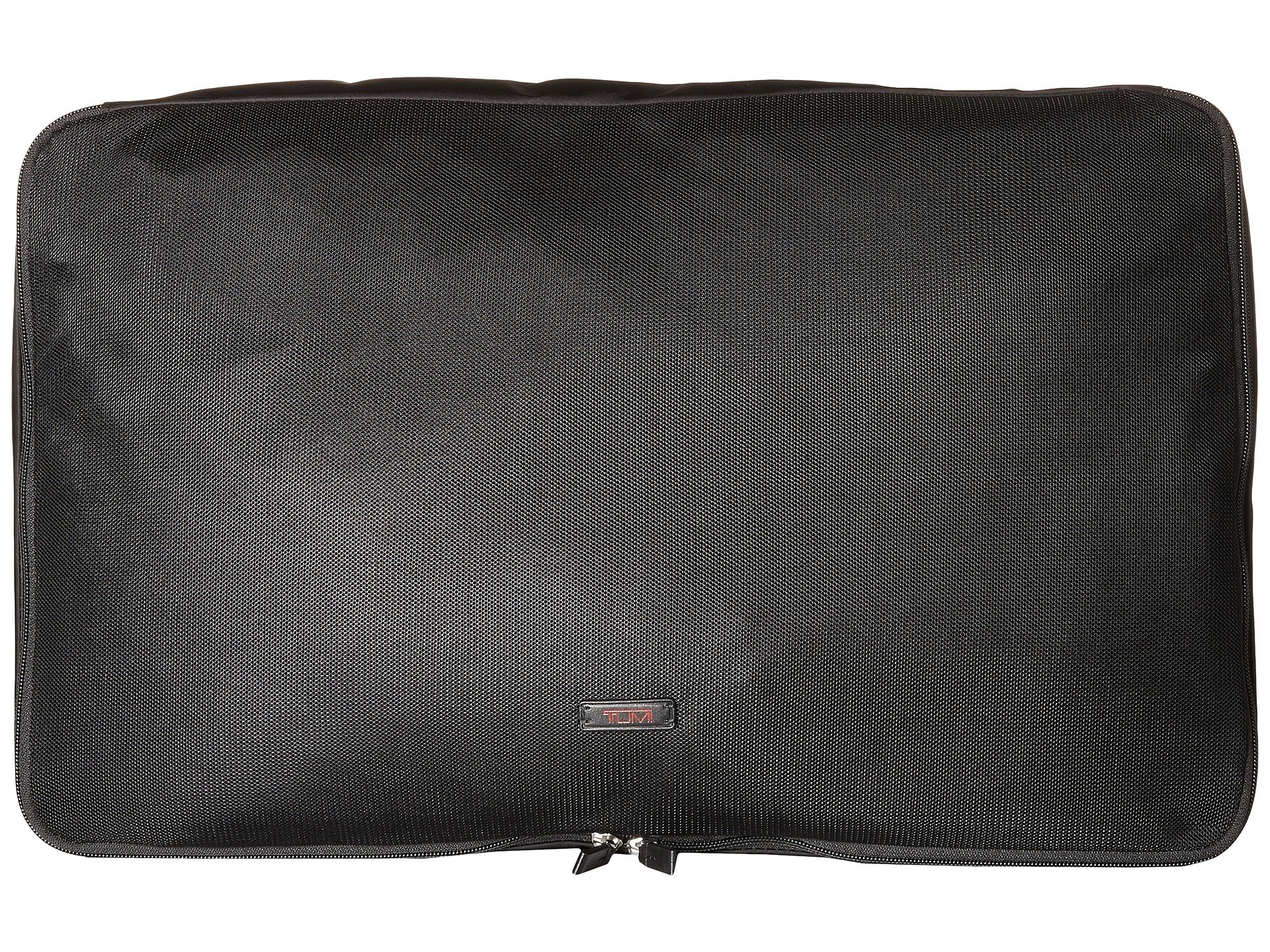 Extra Large Black Tumi Cube Packing 68d5Pqw