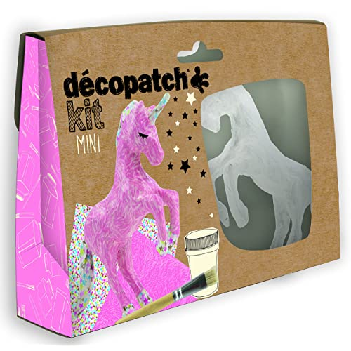 décopatch Unicorn Mini Kit
