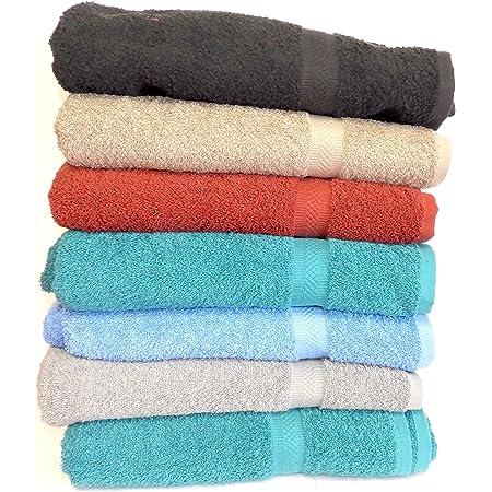 "The Big One Solid Bath Towel 30/"" x 54/"" 100/% Green"