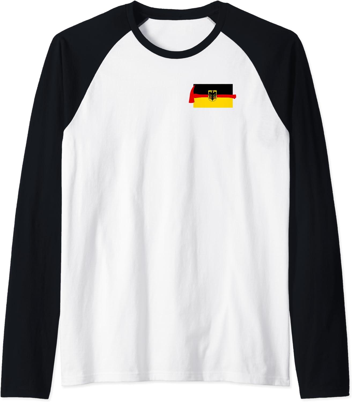 German Max 40% OFF Fire Rescue Department Safety and trust Fireman Uniform Raglan Baseba Flag