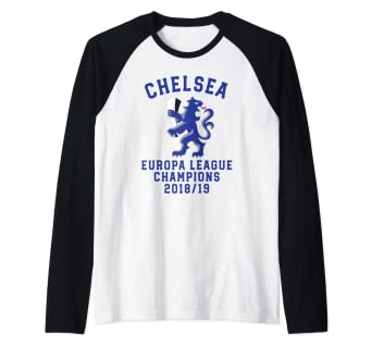 Amazon com: Chelsea Soccer Jersey Europa Champions Blues