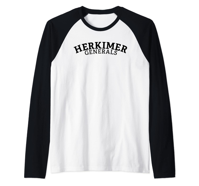 Herkimer College Generals 29hkm 1 Baseball Shirts