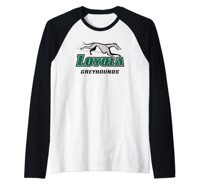 Loyola University Maryland Greyhounds Pplum01 Baseball Shirts