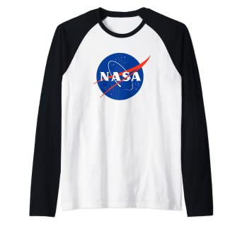 75f4d9b8816 Amazon.com: NASA Approved Officially Licensed Meatball Logo Moon ...