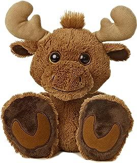 Aurora World Taddle Toes Maple Moose Plush, 10