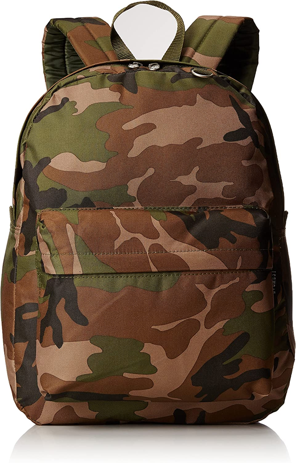 Everest Classic Woodland Camo Size Camouflage One New sales Backpack Very popular