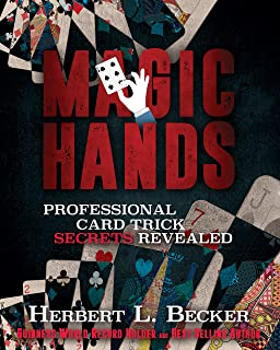 Magic Hands: Professional Card Trick Secrets Revealed
