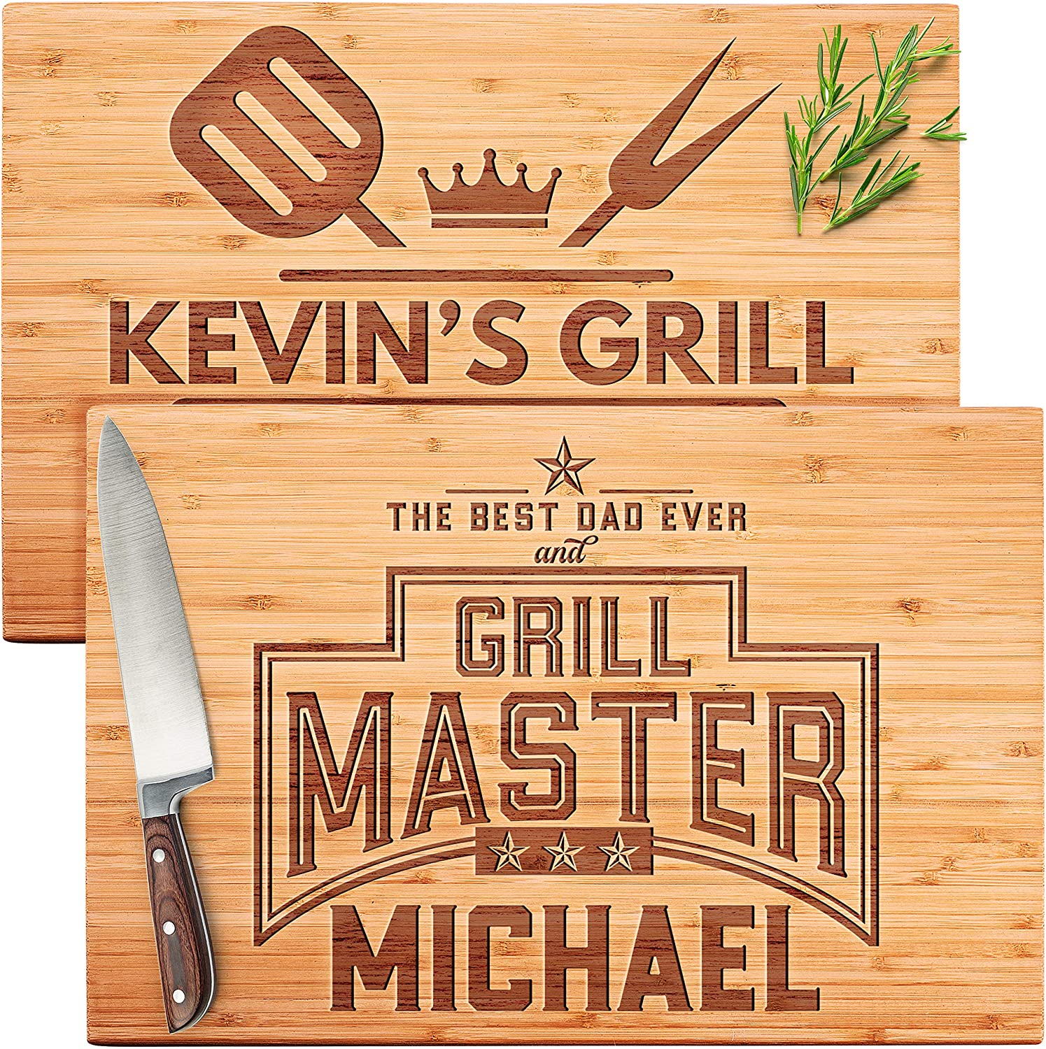 Dad Grilling Gifts Personalized Cutting for M Board Cheap super special price Grill - Dedication