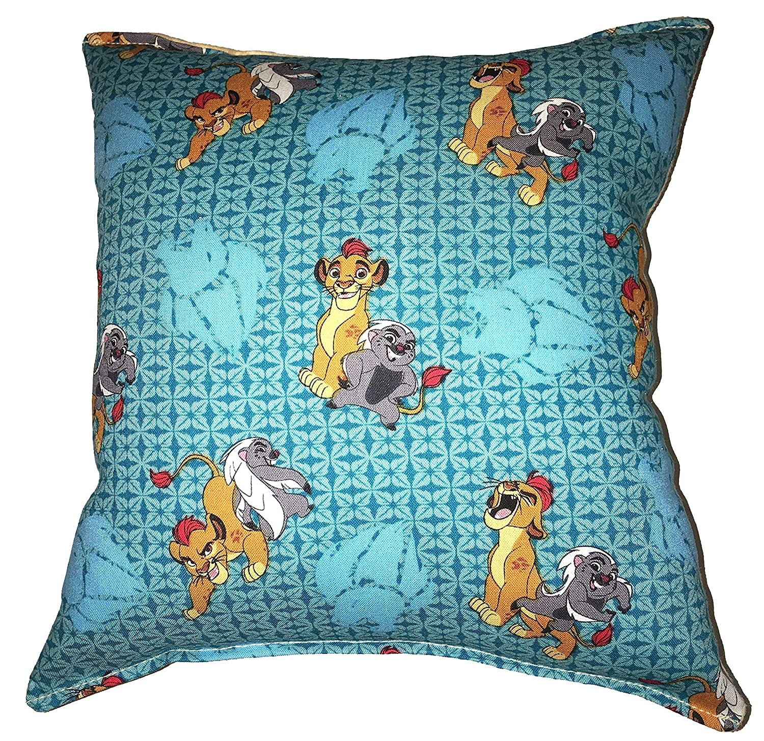 Lion Guard Pillow Kion and Bunga Are Our OFFicial site Hand All Pillows New product! New type