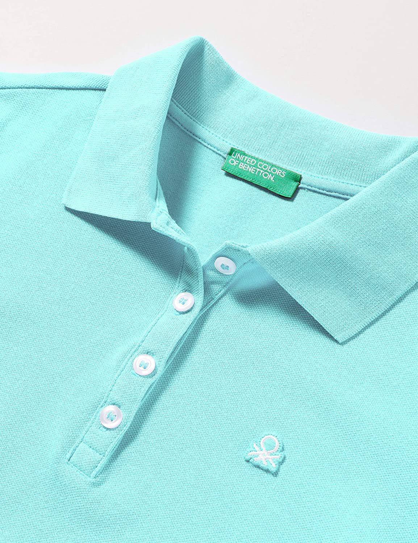 United Colors of Benetton Maglia Polo M//M Ni/ñas