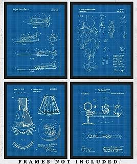 space blueprints