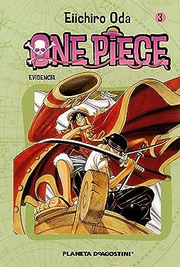 One Piece nº 03: Evidencia (Manga Shonen) (Spanish Edition)