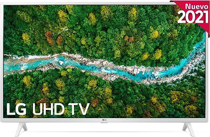 LG 43UP7690-ALEXA 2021-Smart TV 4K UHD 108 cm (43