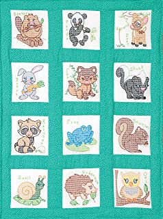 Best cross stitch patterns for baby nursery Reviews