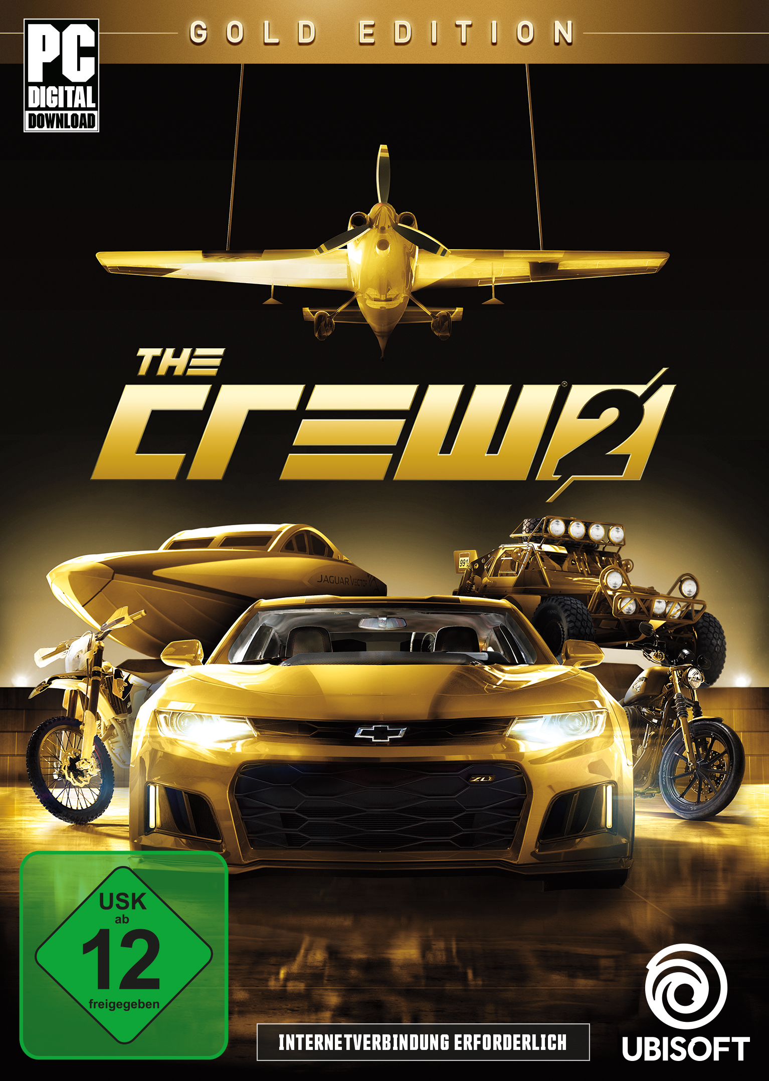 The Crew 2 - Gold Edition [PC Code -...