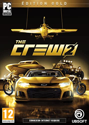 The Crew 2 - Gold Edition [Code Jeu PC - Uplay]