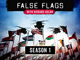 richard dolan false flags