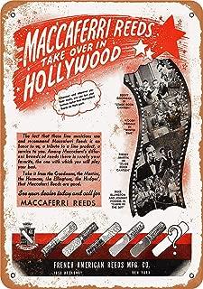 CoareL 1943 Maccaferri Woodwind and Brass Reeds - Vintage Look 8
