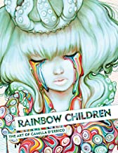 Rainbow Children: The Art of Camilla d'Errico (English Edition)