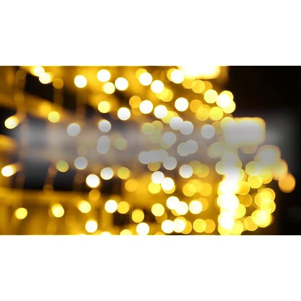 Cascata luci! Tende 480 LED con telecomando, tenda led con 8 modalità, luci matrimonio per feste, casa, cortile, finestra, patio, facciata, Natale, San Valentino, matrimonio ecc. (Bianco caldo) 7 spesavip