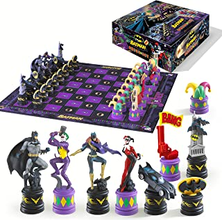 noble collection batman chess