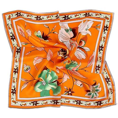316a817754c Silk Twill Scarves  Amazon.com