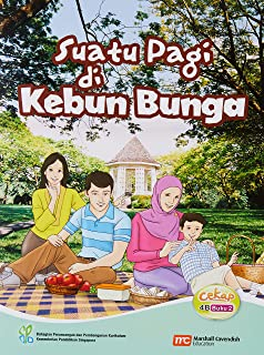 Malay Language Small Reader 4B Book 2 for Primary Schools (MLPS) (Cekap)
