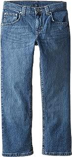 Big Boys' Premium Select Slim Straight Leg Jeans