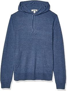 Amazon Brand - Goodthreads Men's Lightweight Acrylic Pullover Hoodie Sweater