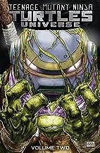 Teenage Mutant Ninja Turtles Universe Vol. 2: The New Strangeness