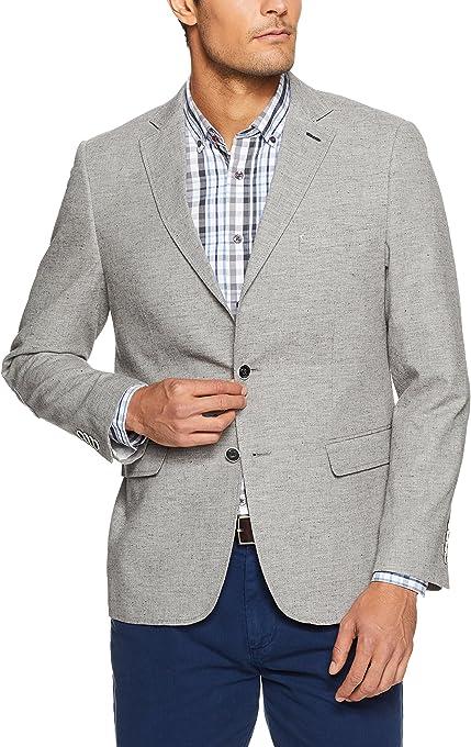 Oxford Men Max Linen Blend Blazer