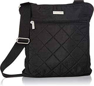 Baggallini Quilted Pocket Slim Crossbody
