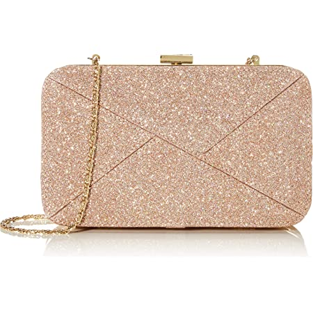 Eferri Damen Maisie Abendtasche, 20x12x5 cm
