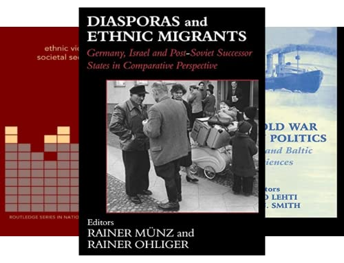 Routledge Studies in Nationalism and Ethnicity (20 Book Series)