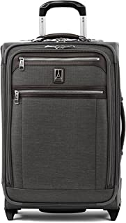 "Travelpro Platinum® Elite 22"" Expandable Carry-on Rollaboard® Suiter Suitcase"