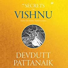 7 Secrets of Vishnu: The Hindu Trinity Series
