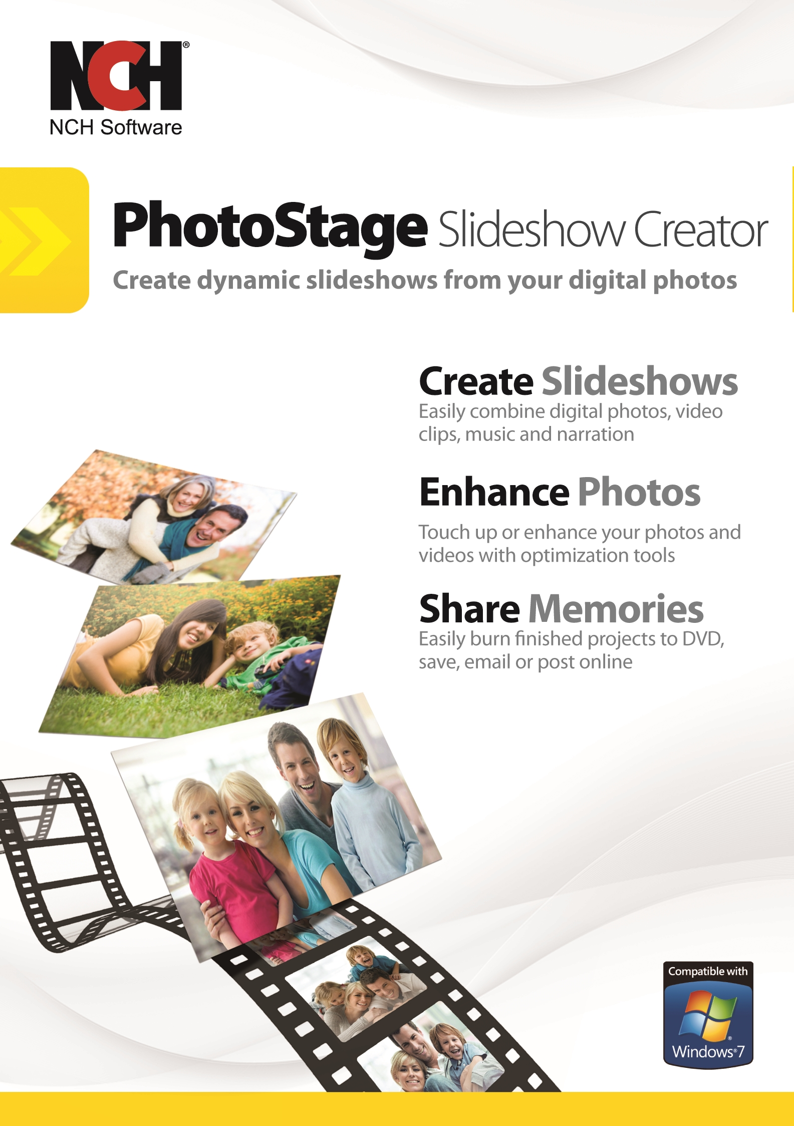 PhotoStage Slideshow Software Pictures Narration