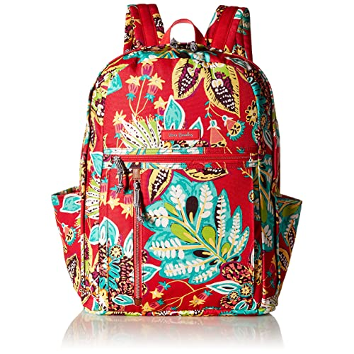 60f48d715118 Vera Bradley Women s Grand Backpack Cotton