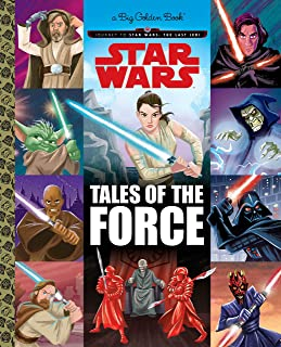 Tales of the Force (Star Wars) (Big Golden Book)