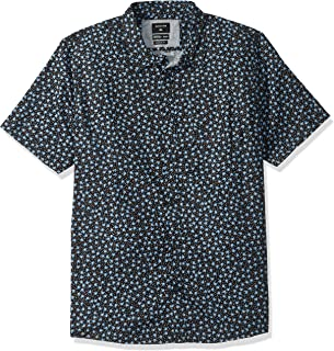 Quiksilver Men's SMALL FRY SHORT SLEEVE WOVEN Shirt