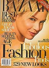 Harper's Bazaar December 2007 Renee Zellweger Fabulous Fashion