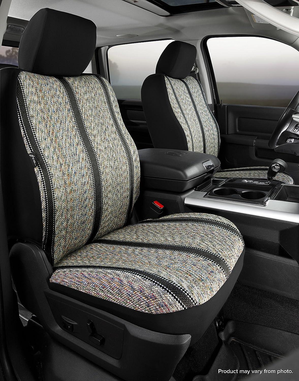 Fia TR42-97 BLACK Custom Fit Rear Seat Cover Split Seat 60//40 Black Saddle Blanket,