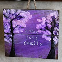 Anastasia Home Love Family Lyric Sign Broadway Art Broadway Artwork Musical Theater Wooden Signs Wall Decor Wall Art Original Painting