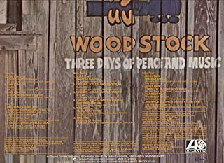 Woodstock II (German Import LP Record Album)