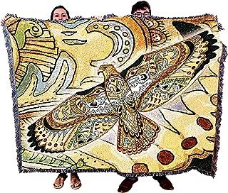 Best native american print blankets Reviews