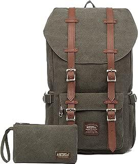 Laptop Outdoor Backpacks, Traveling Rucksack Fits 15.6 Inch Laptop