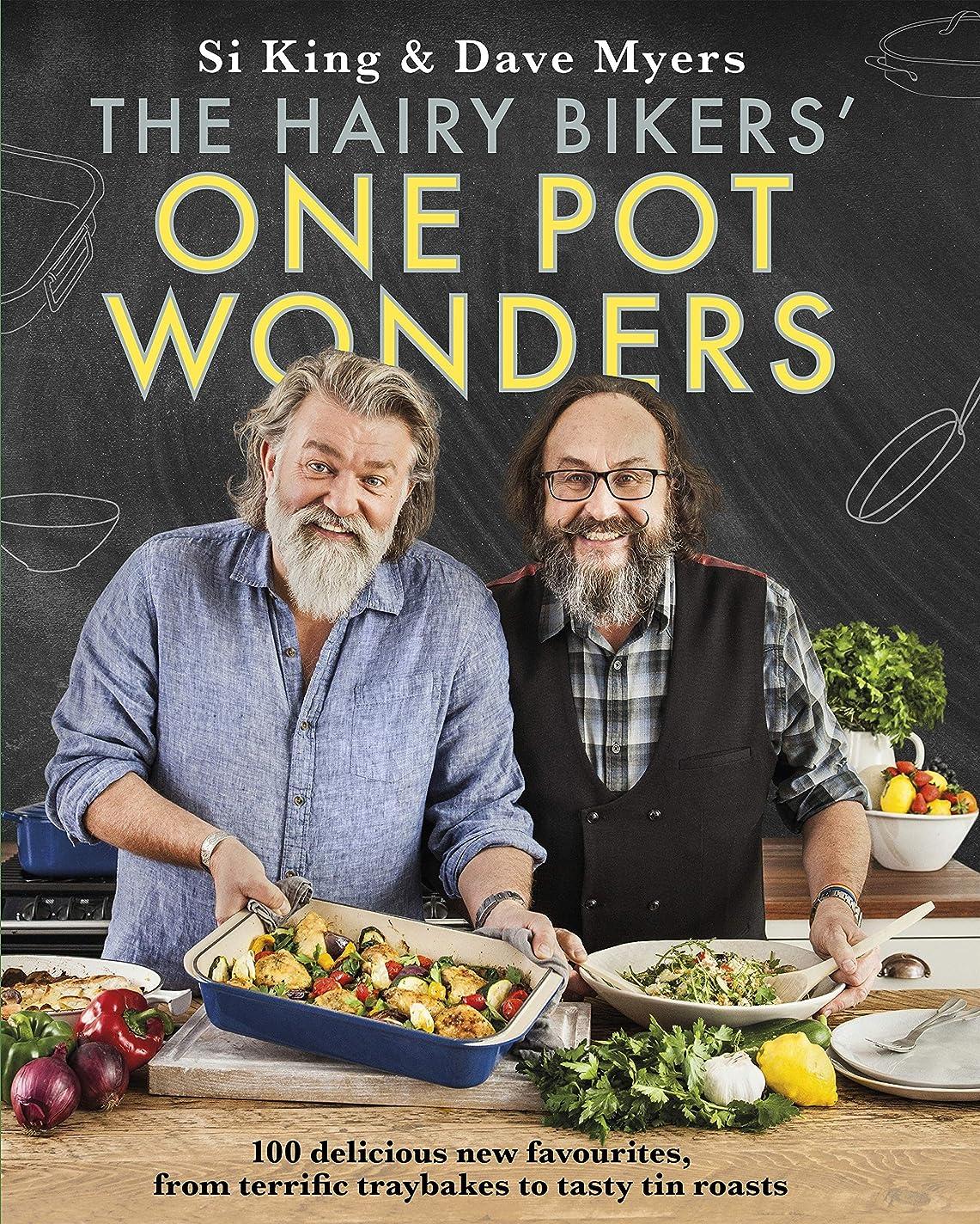 石のシンプルな在庫The Hairy Bikers' One Pot Wonders: Over 100 delicious new favourites, from terrific tray bakes to roasting tin treats! (English Edition)
