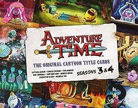 Adventure Time: The Original Cartoon Title Cards (Vol 2): The Original Cartoon Title Cards Seasons 3 & 4