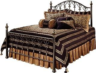 Hillsdale Furniture Huntley Bed Set, King, Bronze
