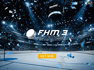 Franchise Hockey Manager 3: The next generation of hockey strategy [Online Game Code]